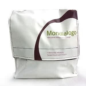 individuelle Firmentasche für Mondialogo