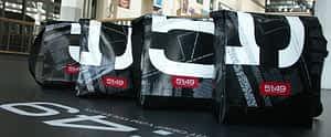 Firmentaschen für das ZKM in Karlsruhe