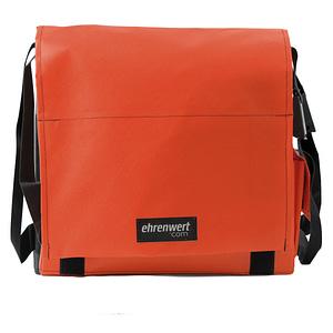 Ansicht Tasche Middle Format orange