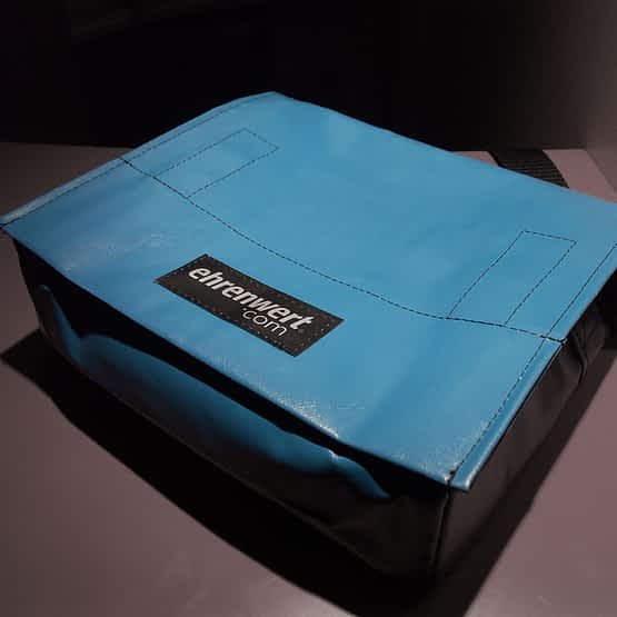 Taschenmodell Comfort Small in himmelblau