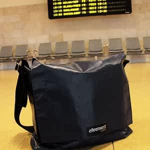 Taschenmodell Skate in schwarz