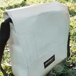 Taschenmodell Record Comfort in weiß